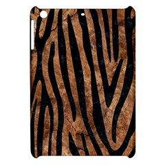 Skin4 Black Marble & Brown Stone Apple Ipad Mini Hardshell Case by trendistuff
