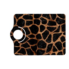 Skin1 Black Marble & Brown Stone (r) Kindle Fire Hd (2013) Flip 360 Case by trendistuff