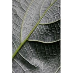 Leaf Detail Macro Of A Leaf 5 5  X 8 5  Notebooks by Nexatart