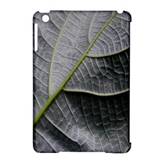Leaf Detail Macro Of A Leaf Apple Ipad Mini Hardshell Case (compatible With Smart Cover) by Nexatart