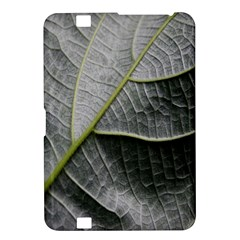 Leaf Detail Macro Of A Leaf Kindle Fire Hd 8 9  by Nexatart