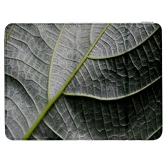 Leaf Detail Macro Of A Leaf Samsung Galaxy Tab 7  P1000 Flip Case by Nexatart