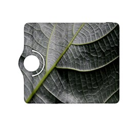 Leaf Detail Macro Of A Leaf Kindle Fire Hdx 8 9  Flip 360 Case by Nexatart