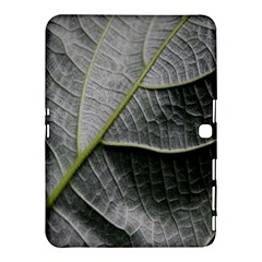 Leaf Detail Macro Of A Leaf Samsung Galaxy Tab 4 (10 1 ) Hardshell Case  by Nexatart