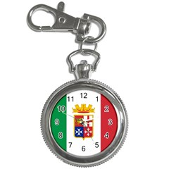 Naval Ensign Of Italy Key Chain Watches by abbeyz71
