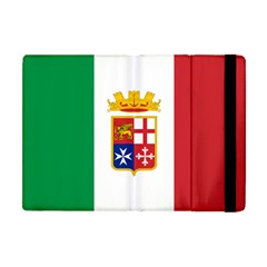 Naval Ensign Of Italy Apple Ipad Mini Flip Case by abbeyz71