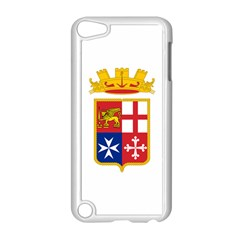 Naval Ensign Of Italy Apple Ipod Touch 5 Case (white) by abbeyz71