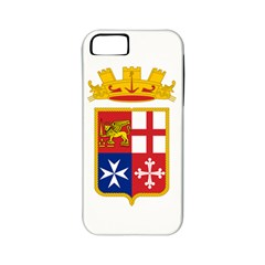 Naval Ensign Of Italy Apple Iphone 5 Classic Hardshell Case (pc+silicone) by abbeyz71