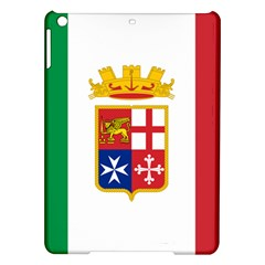 Naval Ensign Of Italy Ipad Air Hardshell Cases by abbeyz71