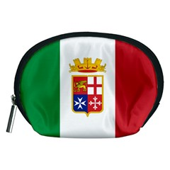 Naval Ensign Of Italy Accessory Pouches (medium)  by abbeyz71