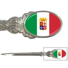 Naval Ensign Of Italy Letter Openers by abbeyz71