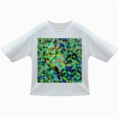 Pixel Pattern A Completely Seamless Background Design Infant/toddler T Shirts