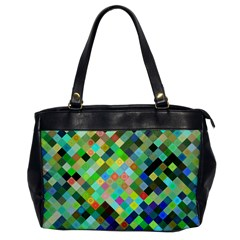 Pixel Pattern A Completely Seamless Background Design Office Handbags