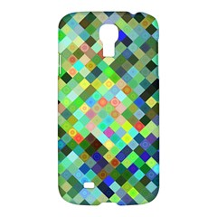 Pixel Pattern A Completely Seamless Background Design Samsung Galaxy S4 I9500/i9505 Hardshell Case