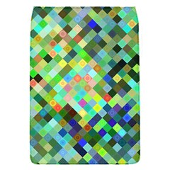 Pixel Pattern A Completely Seamless Background Design Flap Covers (s)  by Nexatart