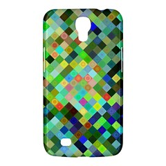 Pixel Pattern A Completely Seamless Background Design Samsung Galaxy Mega 6 3  I9200 Hardshell Case