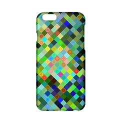 Pixel Pattern A Completely Seamless Background Design Apple Iphone 6/6s Hardshell Case