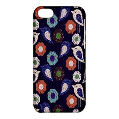 Cute Birds Seamless Pattern Apple Iphone 5c Hardshell Case
