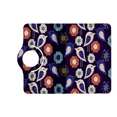 Cute Birds Seamless Pattern Kindle Fire Hd (2013) Flip 360 Case by Nexatart