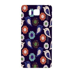 Cute Birds Seamless Pattern Samsung Galaxy Alpha Hardshell Back Case by Nexatart