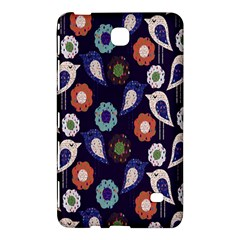 Cute Birds Seamless Pattern Samsung Galaxy Tab 4 (7 ) Hardshell Case