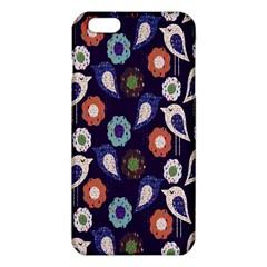 Cute Birds Seamless Pattern Iphone 6 Plus/6s Plus Tpu Case