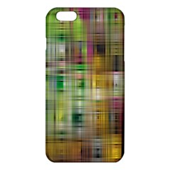 Woven Colorful Abstract Background Of A Tight Weave Pattern Iphone 6 Plus/6s Plus Tpu Case
