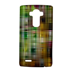 Woven Colorful Abstract Background Of A Tight Weave Pattern Lg G4 Hardshell Case by Nexatart