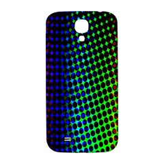 Digitally Created Halftone Dots Abstract Samsung Galaxy S4 I9500/i9505  Hardshell Back Case
