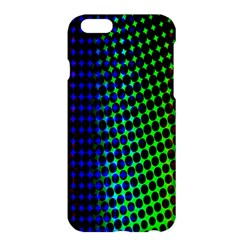 Digitally Created Halftone Dots Abstract Apple Iphone 6 Plus/6s Plus Hardshell Case
