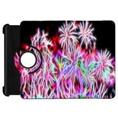 Fractal Fireworks Display Pattern Kindle Fire Hd 7  by Nexatart