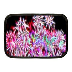 Fractal Fireworks Display Pattern Netbook Case (medium)