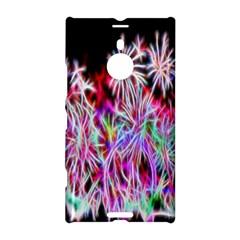 Fractal Fireworks Display Pattern Nokia Lumia 1520 by Nexatart