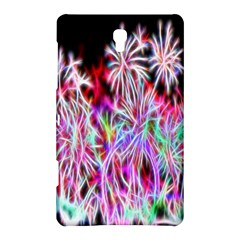 Fractal Fireworks Display Pattern Samsung Galaxy Tab S (8 4 ) Hardshell Case