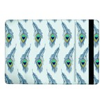 Background Of Beautiful Peacock Feathers Samsung Galaxy Tab Pro 10.1  Flip Case
