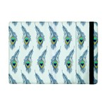 Background Of Beautiful Peacock Feathers iPad Mini 2 Flip Cases