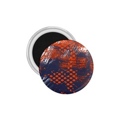 Dark Blue Red And White Messy Background 1 75  Magnets by Nexatart