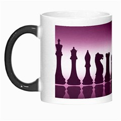Chess Pieces Morph Mugs by Valentinaart