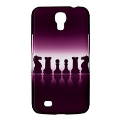 Chess Pieces Samsung Galaxy Mega 6 3  I9200 Hardshell Case by Valentinaart