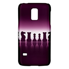 Chess Pieces Galaxy S5 Mini by Valentinaart
