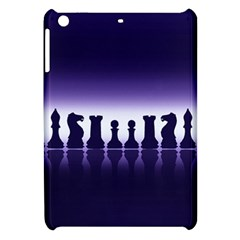 Chess Pieces Apple Ipad Mini Hardshell Case by Valentinaart