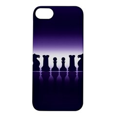 Chess Pieces Apple Iphone 5s/ Se Hardshell Case by Valentinaart