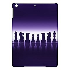 Chess Pieces Ipad Air Hardshell Cases by Valentinaart