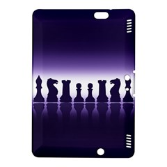 Chess Pieces Kindle Fire Hdx 8 9  Hardshell Case by Valentinaart