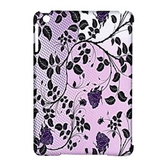 Floral Pattern Background Apple Ipad Mini Hardshell Case (compatible With Smart Cover) by Nexatart