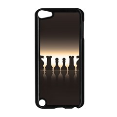 Chess Pieces Apple Ipod Touch 5 Case (black) by Valentinaart
