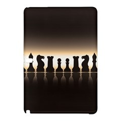 Chess Pieces Samsung Galaxy Tab Pro 10 1 Hardshell Case by Valentinaart