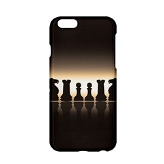 Chess Pieces Apple Iphone 6/6s Hardshell Case by Valentinaart