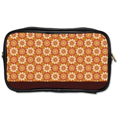 Floral Seamless Pattern Vector Toiletries Bags by Nexatart