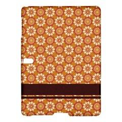 Floral Seamless Pattern Vector Samsung Galaxy Tab S (10 5 ) Hardshell Case  by Nexatart
